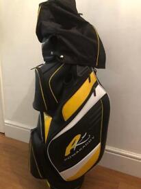Powercaddy cart bag brand new