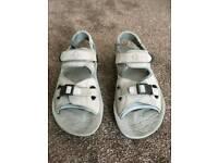 Ladies Merrell Walking Sandals size 6