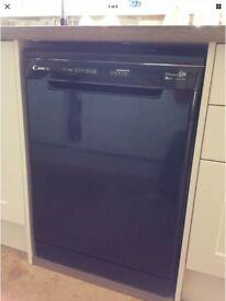 Candy Black Dishwasher