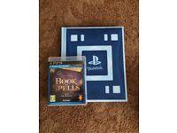 PS3 Book of Spells Game & Wonderbook
