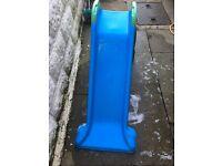 Little tikes blue slide