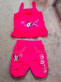 Baby girl clothes. 0 up to 12 months