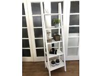 Ladder Bookcase Free Delivery Ldn Shelving Unite