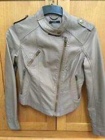 Lady's biker jacket