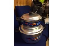 High quality cooking pots