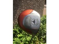 GOLF CLUB TAYLOR MADE DRIVER 9.5 R.80 Bubble