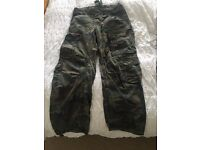 Vintage Airbourne Trousers