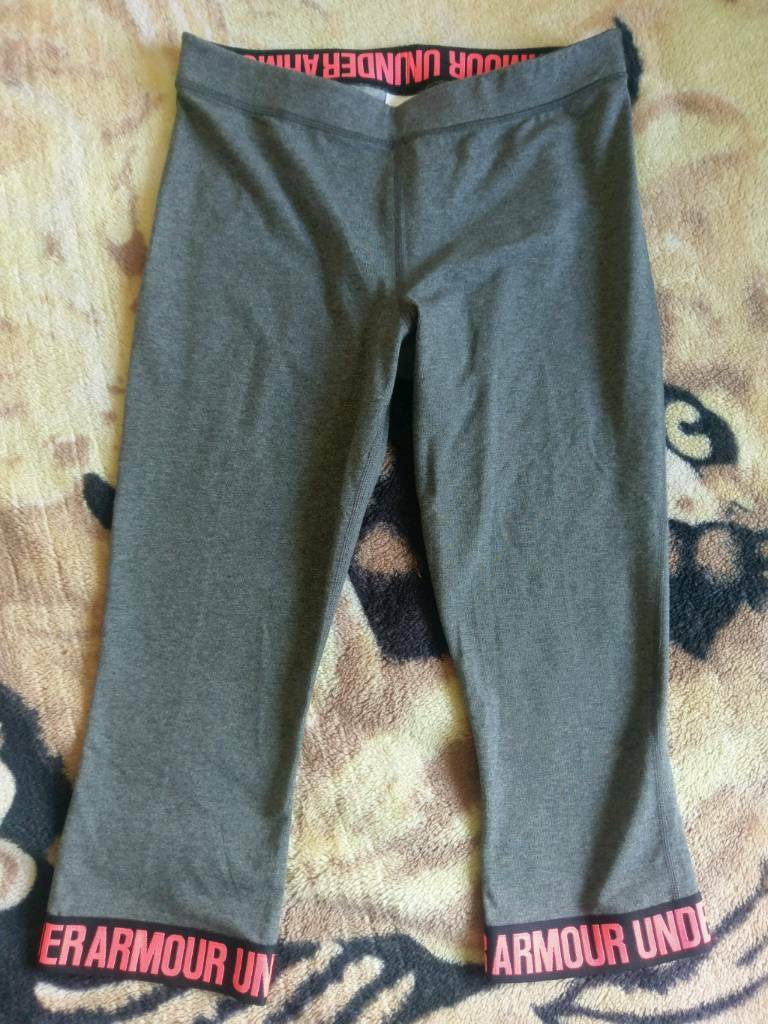 Under Armour Ladies Leggings BRAND NEW size Min Totton, HampshireGumtree - BRAND new under armour leggings with label still attached. Collect in Totton or I can post!