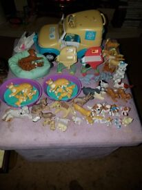 Animal hospital toys over 100 pieces