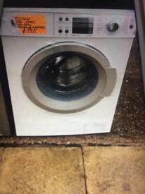 Bosch 8kg load washing machine