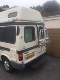 Ford transit campervan duetto