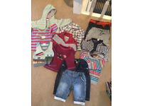 Boys clothes bundle 6-12 months