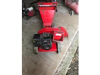 MTD 5HP CHIPPER/SHERDDER