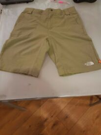 Boys North Face shorts