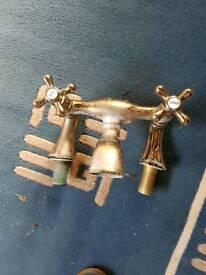 Bathtub and Sink Taps