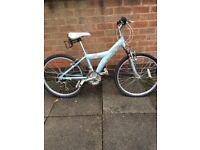 Girls bike for sale not bad condition needs some work suitable for approx 8-12 years