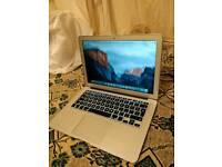2014 APPLE MACBOOK AIR 13 inch Intel i5 4gb 128ssd professional laptop 13.3 inch