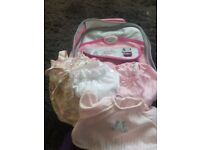 Baby Born Trolly and Dolls Clothes
