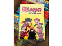 Beano and Dandy comics and annuals