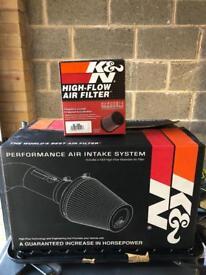 K&N Typhoon Induction Kit (Mini Cooper S)