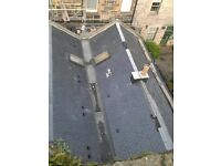 Edinburgh roofer