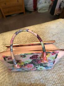 Ted baker bag and matching purse