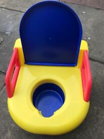 Toddlers Baby Potty Training Unrinal Pee Toilet Portable Car Travel Seat