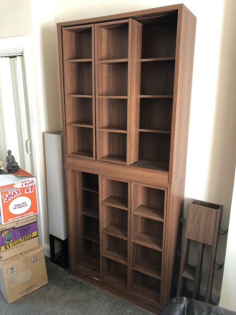 Miraculous Dvd Storage Cabinets With Sliding Shelves In Nuneaton Warwickshire Gumtree Home Remodeling Inspirations Basidirectenergyitoicom