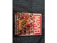 Hardback Book - Comic Characters (marvel)