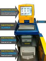 Kodak Kiosk G3 Picture Maker Order Station