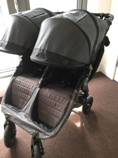 Baby Jogger City Mini Gt Double Stroller For Sale Push Chair Pram In Woolwich London Gumtree