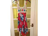 Siya summer dress size 8.
