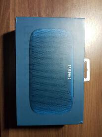 Samsung Level Box Slim Bluetooth Speaker Blue NEW (2017 DESIGN) RRP £99.99
