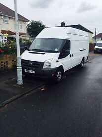 Ford jumbo van Lwb for sale