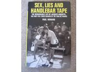 Sex, lies and handlebar tape Tour de France book