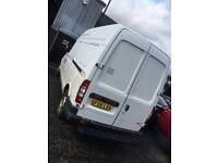 Van for sale spares or repair