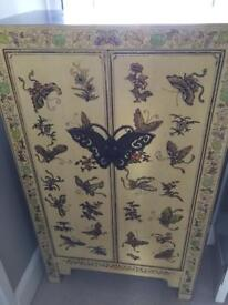 Chinese unit dresser cabinet