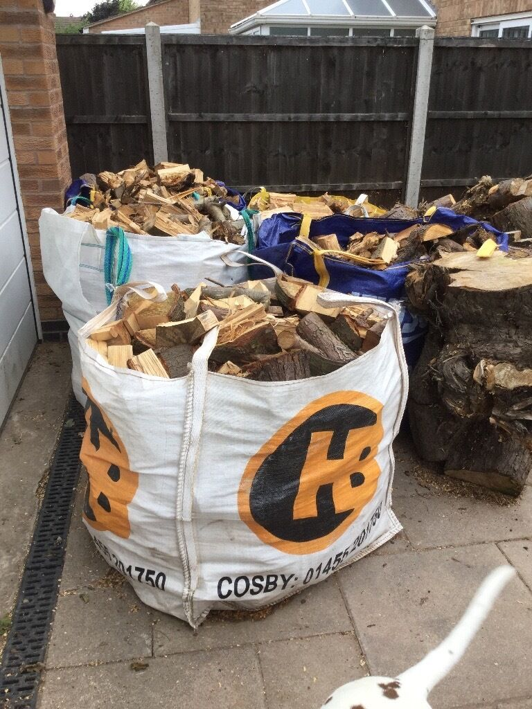 Firewood free deliveryin Hinckley, LeicestershireGumtree - Firewood sold in bulk bags mixed bags of wood happy to deliver to the Hinckley area Nuneaton sharnford barwell earl shilton areas wood is store and dried in wood shed