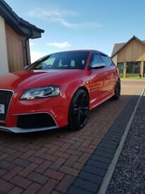 Rare car must be seen...3 owners, service history, new alloys, rare colour, The first RS3 ...