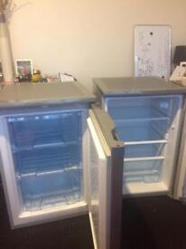 LEC fridge and freezer