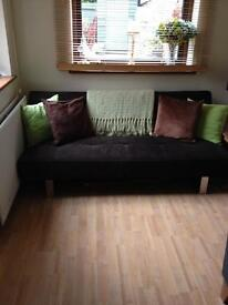 Three seater single sofabed