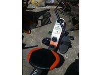 Body Scuplture Magnetic Rowing Machine BR3130 - Used and Good Condition