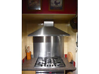 De Deitrich 5 Burner Gas Hob with auto ignite FOR SALE