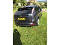 Ford Focus ST hatchback 2.5L 12 month MOT