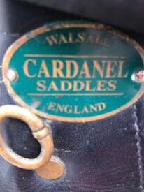 Cardanel saddle