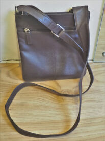 Radley leather small cross body bag