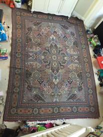 Very large oriental carpet 2.9 x 4 meters