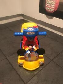 Mickey Mouse Funhouse Train