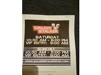 Walker Stalker tickets