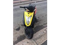 Moped KYMCO AGILITY RS 50cc